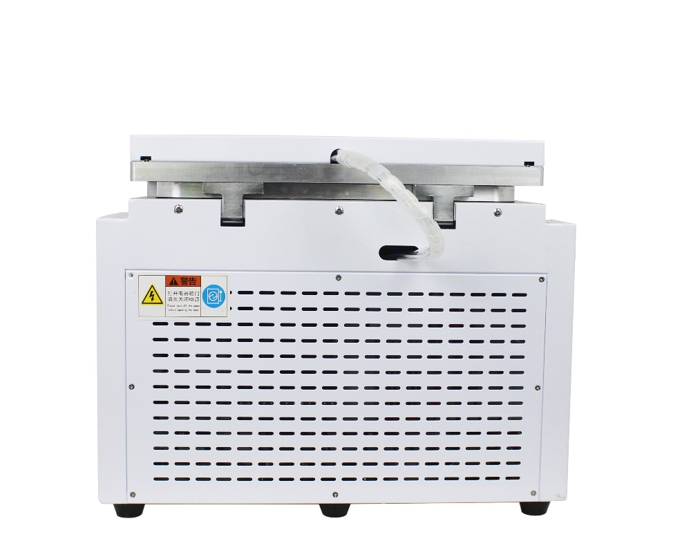 2-in-1 AK-PRO 12-inch Automatic LCD OCA Vacuum Laminating Machine 5