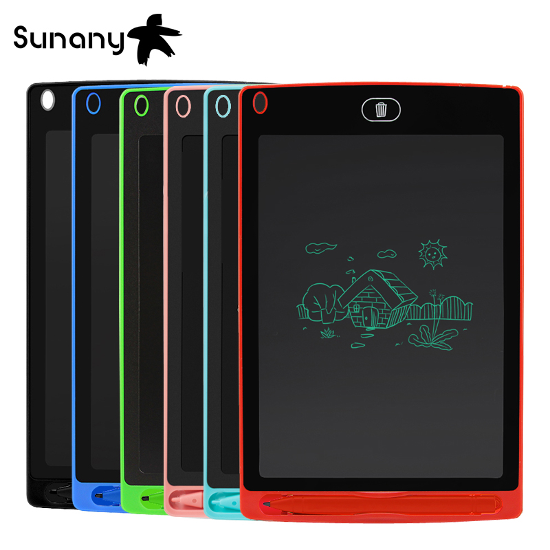 """Sunany drawing tablet 8.5"""" lcd writing tablet electronics graphic board drawing pad Ultra Thin Portable Hand writing Gifts"""