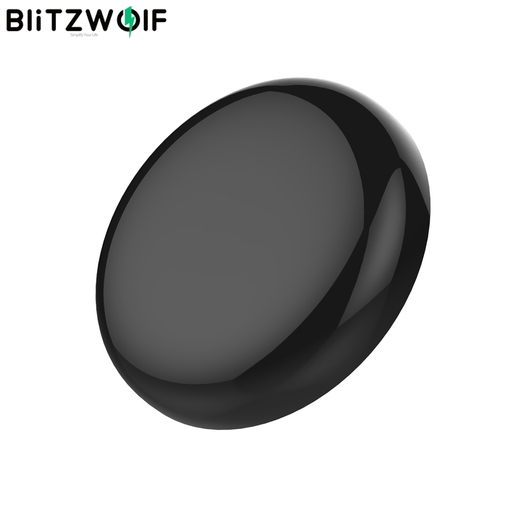 BlitzWolf BW-RC1 Mini Smart Home 360° 10m IR WIFI Infrared Remote Controller For TV / TV Box / Air Conditioning Home Appliances