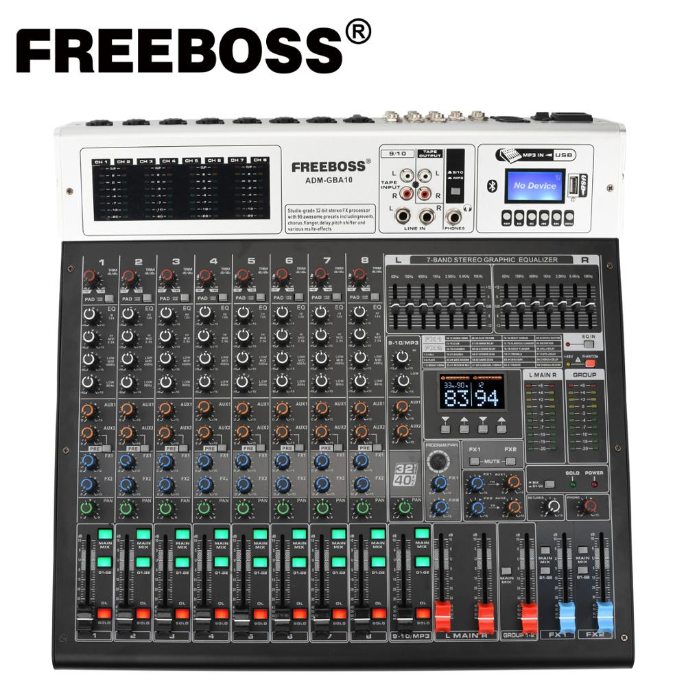 Freeboss ADM-GBA10 10 Channel 48V ...