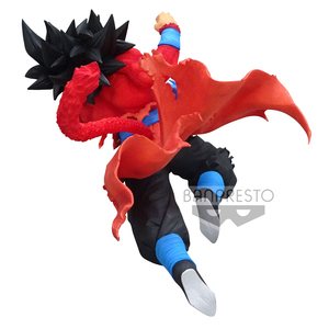 "Image 5 - 100% המקורי Banpresto 9th אוסף השנה דמות סופר Saiyan 4 בן גוקו: קסנו מ ""סופר דרקון כדור גיבורי"""
