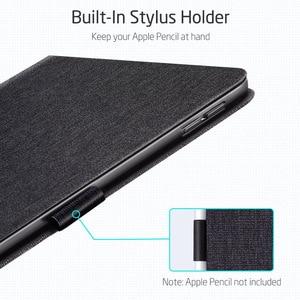 Image 4 - ESRกรณีสำหรับiPad Pro 12.9/11 2020 2018 11/10.5 Pro iPad 7/Mini 1 2 3 4 5/iPad Air 1 2 3 4 Oxfordผ้าPUหนังสมาร์ทปก