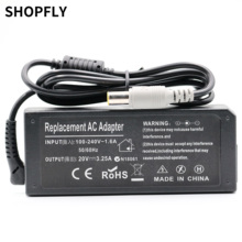 For IBM / Lenovo / Thinkpad T420 T430 T500 T510 T520 Laptop Battery Charger / Ac Adapter 20V 3.25A 65W