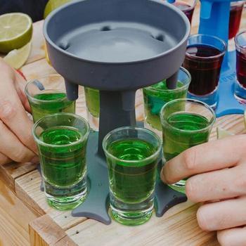 Liquor Dispenser, Beverage Holder 4