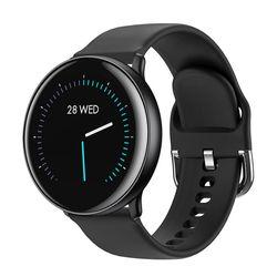 Wodoodporny IP68 fitness track inteligentny zegarek pulsometr monitor ciśnienia krwi w Inteligentne zegarki od Elektronika użytkowa na
