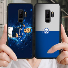 цена на Yinuoda Phone Case FC Schalke 04 For Samsung Galaxy Shell Note4 9 A7 A8(2018) A9 Black Soft TPU For J2 J4 J6 J7 Note 5 A6(2018)