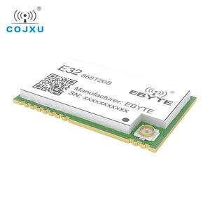 Image 4 - SX1276 868 МГц 100 мВт 20 дБм SMD TTL E32 868T20S ebyte беспроводной трансивер с большим радиусом действия 3 км LoRa IPEX передатчик и приемник