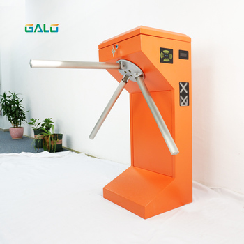 Good Quality Cost Effective Vertical Tripod Turnstile/Automatic access control tripod turnstile used turnstiles for sale