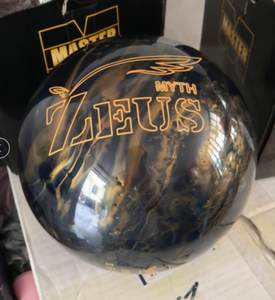Bowling-Ball ZEUS 15 Pounds Special Have-American-Usbc-Certified Via-Brand