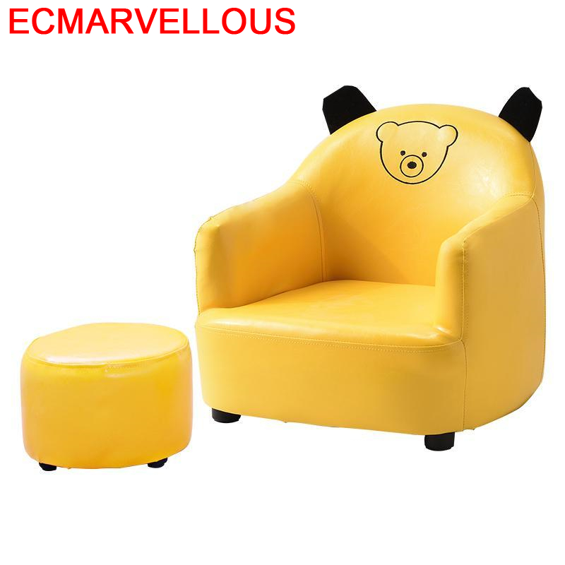 Quarto Menino Small Pufy Do Siedzenia Lazy Boy Recamara Bedroom Dormitorio Chambre Enfant Children Infantil Children's Sofa