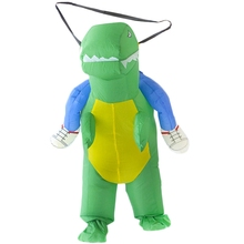 Dinosaur Inflatable Clothing Cartoon Doll Clothes Sumo Props Party Funny