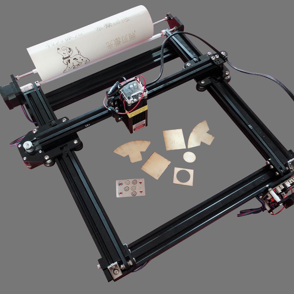 Small DIY Laser Engraving Machine, Automatic Coke Plotter, Trademark Printing Logo, Laser Marking Cutting Machine