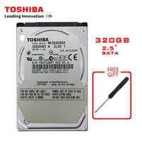 Marca TOSHIBA 320GB 2.5 SATA2 Taccuino Del Computer Portatile Interno 320G HDD Hard Disk Drive 160 Mb/S 2/ 8mb 5400-7200RPM disco duro interno