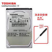 "TOSHIBA Marke 320GB 2,5 ""SATA2 Laptop Notebook Interne 320G HDD Festplatte 160 MB/s 2/ 8mb 5400-7200RPM disco duro interno"