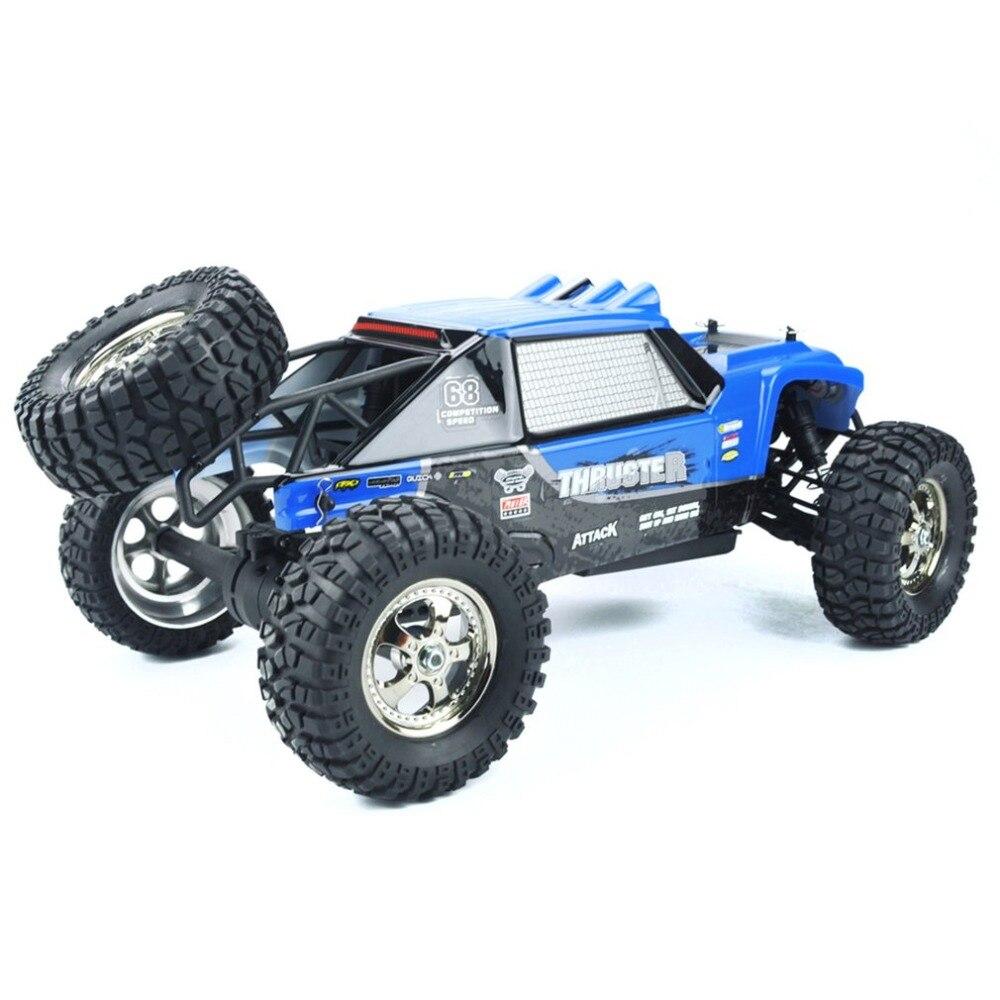 HBX 12889 1/12 2.4G 26 km/h Propulsore 4WD RC Truggy Off Road Camion del Deserto Due Modalità di Velocità di RC Auto giocattoli Per I Bambini - 3