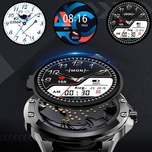 Image 4 - SENBONO 2020 S11 ساعة ذكية جهاز تعقب للياقة البدنية دعم المكالمات متعددة الطلب تذكير معدل ضربات القلب النوم رصد متعددة الرياضة Smartwatch