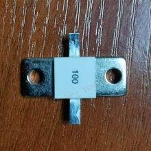 250watts 100ohms RESISTOR Flange MOUNT 250 WATT 100 OHMS Beryllium Oxide