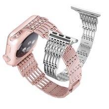 Ремешок для apple watch 38 мм 42 Алмазный женский сменный Браслет