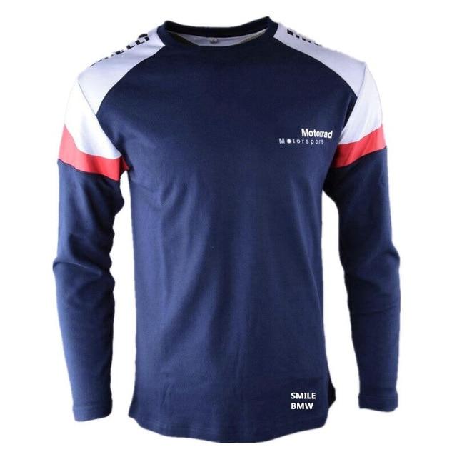 2020 Men's Motorrad Motocross Jersey For Bmw Sports Cycling Short Sleeve T-shirt MTB BMX Dirt Bicycle Summer Riding T-Shirts