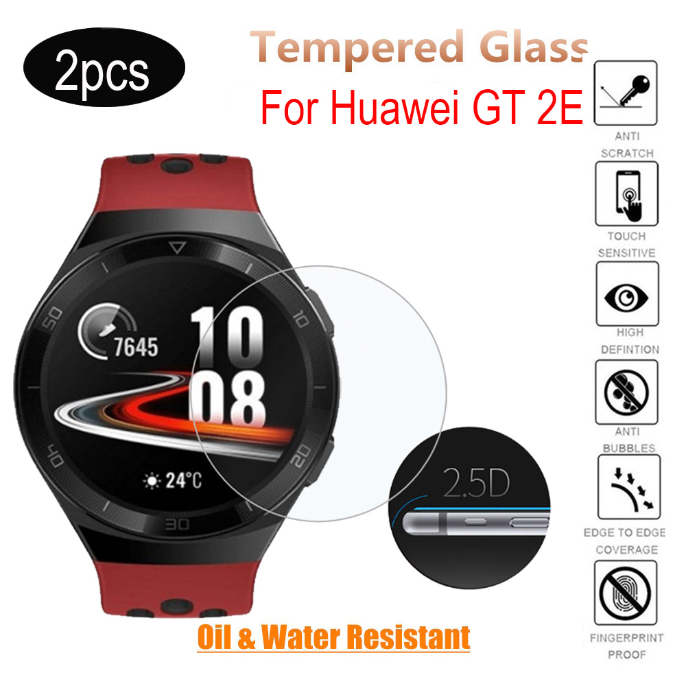 Tempered Glass for Huawei Watch GT 2 GT2 (46mm) 2E Screen Protector On Huawey Watch GT 2E Explosion Proof Protective Glass Film
