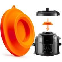 Support de couvercle de pression en Silicone pour autocuiseur Ninja Foodi, accessoires 5 6.5 et 8 litres fournitures de cuisine