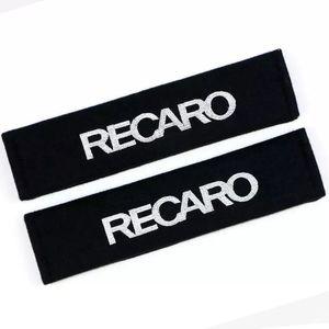 Image 4 - Par de cubierta de cinturón de seguridad de coche para cinturón de seguridad de coche almohadillas para hombros, cojín, Protección de hombro de seguridad para carreras, accesorios interiores para automóviles