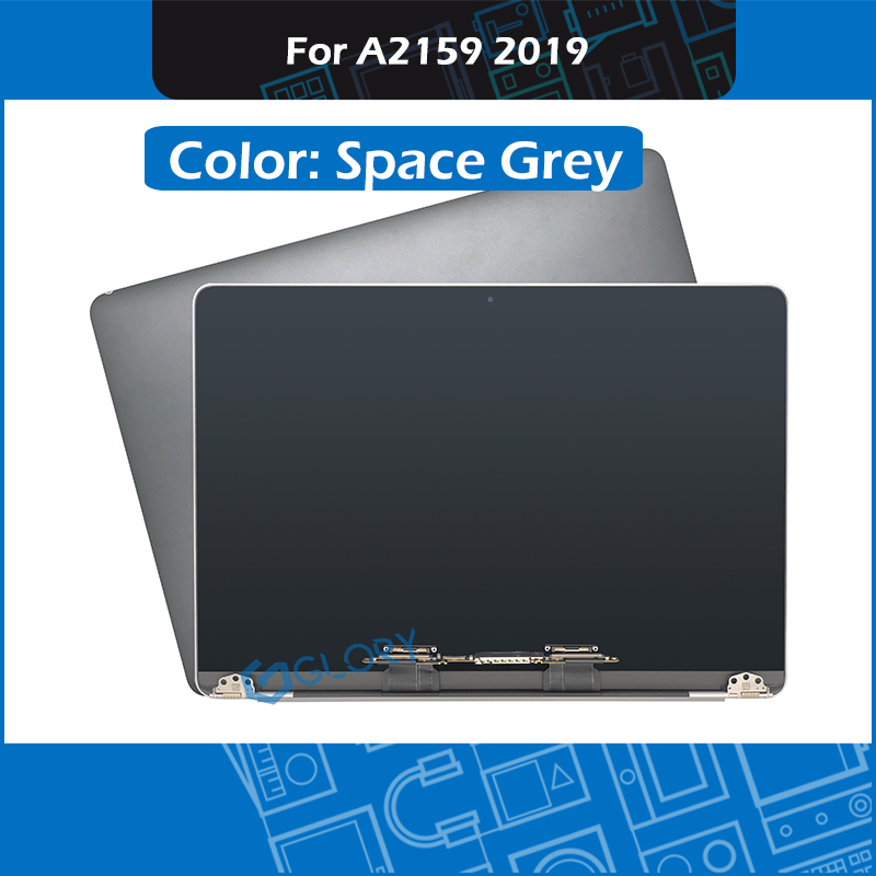 2019 Year Original New Space Grey A2159 LCD Screen Assembly For Macbook Pro Retina 13
