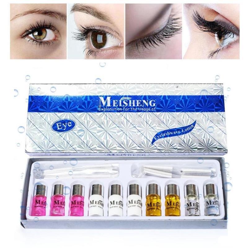Professional Lash Lift Kits Eyelash Serum Eyelash Lifting Kit For Eyelash Curly Perm Beauty Salon Lash Lifting Kit Free Shipping
