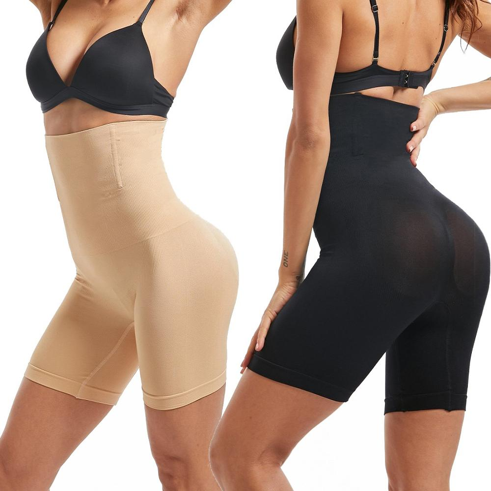 Waist Trainer  Women Shapewear Tummy Control Panties Slimming Underwear Body Shaperbutt Lifter Modelingstrap High Waist Girdle