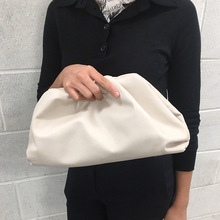 여성을위한 레이디 덤프 정품 가죽 가방 럭셔리 핸드백 여성 가방 디자이너 크로스 바디 숄더 토트 백
