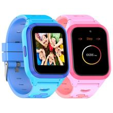Mr DS60 Smart Watch Kids Waterproof Anti-lost Safe GPS Tracker SOS Call Kids Smart Watch For IOS Android Durable For Boys Girls kids anti lost gps tracker smart watch sos call safe wristwatch waterproof hw11