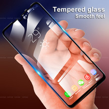 Ultra-thin clear film for Redmi 8 6a 7a k20 Note 8 7 3 Tempered Screen Protector Glass Film For Xiaomi max3 Pro mix2 Mi 9 8 Lite(China)