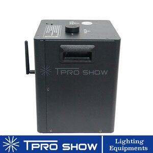 Image 3 - Машина фейерверков с холодным свечением, дистанционный сверкающий фонтан Dmx 500 Вт, бездымный, блестящий для свадьбы в помещении, Ti, Flycase, Opt, 2019