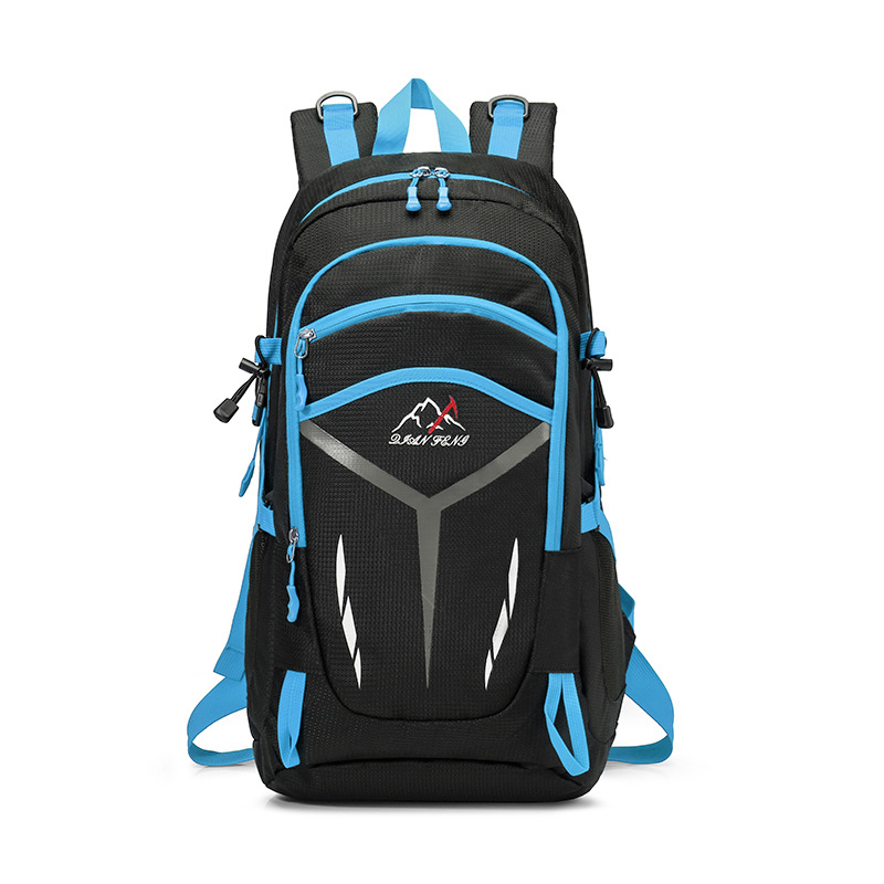 2019 New Style Outdoor Mountaineering Bag Casual Sports Shoulder Men And Women Large Capacity Travel Backpack