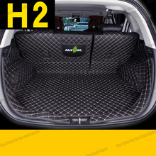 lsrtw2017 for great wall haval h2 leather car trunk mat cargo liner 2014 2015 2016 2017 2018 2019 boot rug carpet accessories lsrtw2017 fiber leather car floor mat for chevrolet malibu 2012 2013 2014 2015 2016 2017 2018 2019 2020 rug carpet accessories