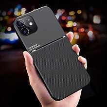 الموضة المغناطيسي لينة الحال بالنسبة Oneplus 9 برو 8T 8 Nord Z 7T 7 غطاء إطار هاتف محمول