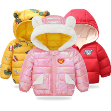 Infant Baby Coat 2020 Autumn Winter Jackets For Bab