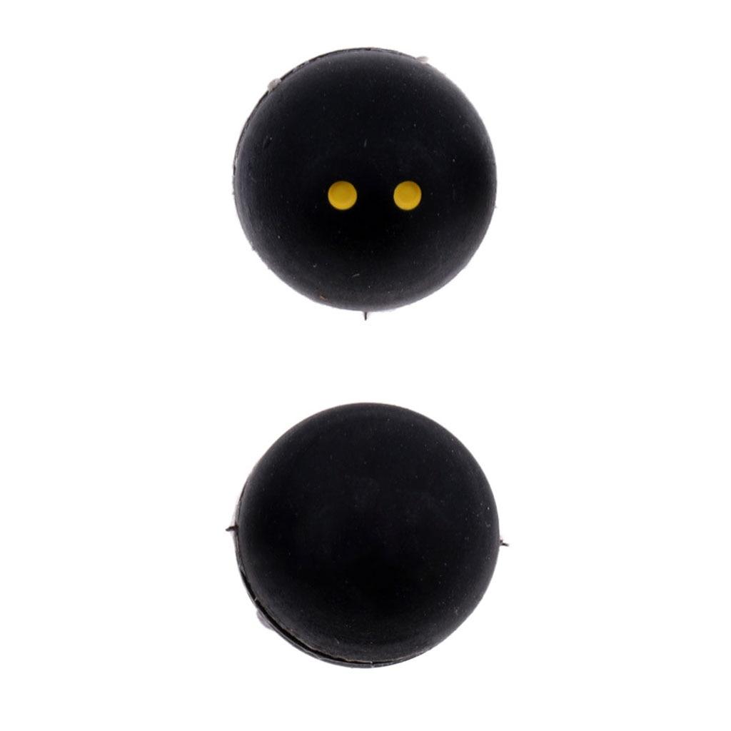 2 CONFEZIONI di Silicone Palla Da Tennis Racchetta Smorzatori di Vibrazioni-Premium e Durevole-Nero