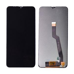 Image 2 - Do SAMSUNG Galaxy A10 A105 A105F ekran LCD ekran amoled + Panel dotykowy przetwornik analogowo cyfrowy do samsunga wyświetlacz oryginalny