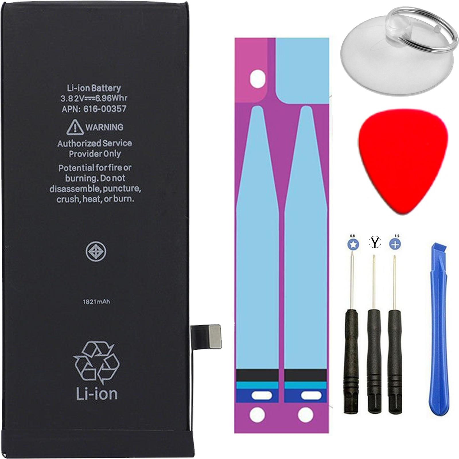 Battery for iPhone 8, 3.82V 1950Mah-Original capacity-zero cycles