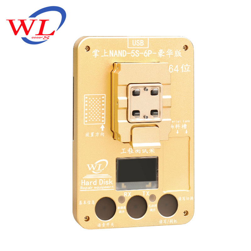 WL Test-Fixture Repair-Equipment Hard-Disk IPhone 6-6plus NAND For 5S 6-6plus/Write/And/..