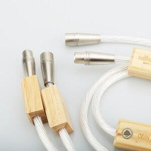 Image 5 - Odin 2 argento Supremo Riferimento collegamenti XLR balance cavo per amplificatore lettore CD