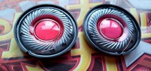 Ghxamp 40Mm Hoofdtelefoon Luidspreker Headset Driver 32ohm Dome Composiet Film 2019 Hoge Kwaliteit Reparatie Onderdelen Voor Studio 1.0 2Pcs