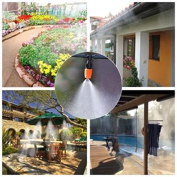 25m irrigation spray diy drip irri