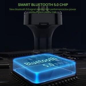 Image 2 - Onever רכב Fm משדר LCD MP3 נגן אלחוטי Bluetooth קבלת רכב ערכת 3.1A מהיר USB ידיים משלוח USB מטען FM מודולטור