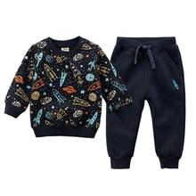 אביב סתיו תינוק סוודר ילד חורף בגדי ספורט חליפת ילדי בגדי ילד סוודר צמר תינוק חליפת ילדה בגדי מותג תינוק