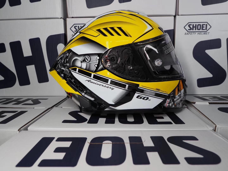 2020 NEW RJ SUNZSMARRT THE FAST AND FURIOUS X14 Safe Hat Helmt Full Face Helmet Safe Racing Summer Yellow Helmet