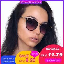 KAYSWELL Design Women Cat Eye Sunglasses Luxury Ladies UV400 Lady Glasses Z65-090