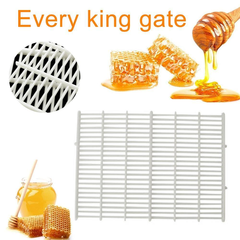For 10 Frame Beekeeper Beekeeper Queen Queen Exclusion Net Grid Tool Kit Separate Plastic King Royal Board