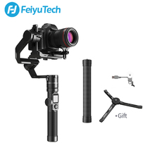 FeiyuTech Feiyu AK4000 Set 3-Axis Camera Stabilizer with Follow Focus Control for Canon 5D Mark III Panasonic Nikon SONY